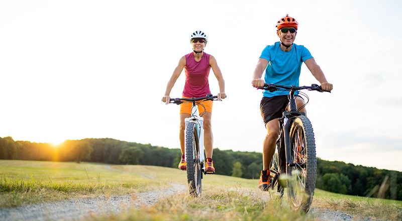 Bike Your Way to a Healthier You: The Health Benefits of Cycling for Weight Loss