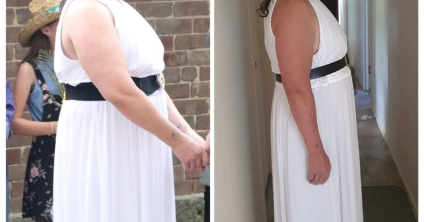 Mum loses 14kg without exercise and reverses her health issues