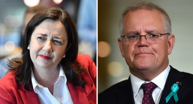 The next election will be won and lost in Queensland — and Scott Morrison will be fighting the premier too