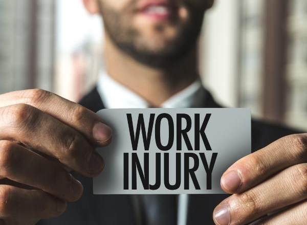 A guide to common workplace injuries