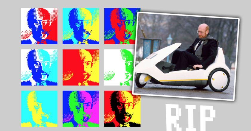RIP Clive Sinclair, Iconic British Computer Pioneer And Less Successful EV Pioneer – Jalopnik